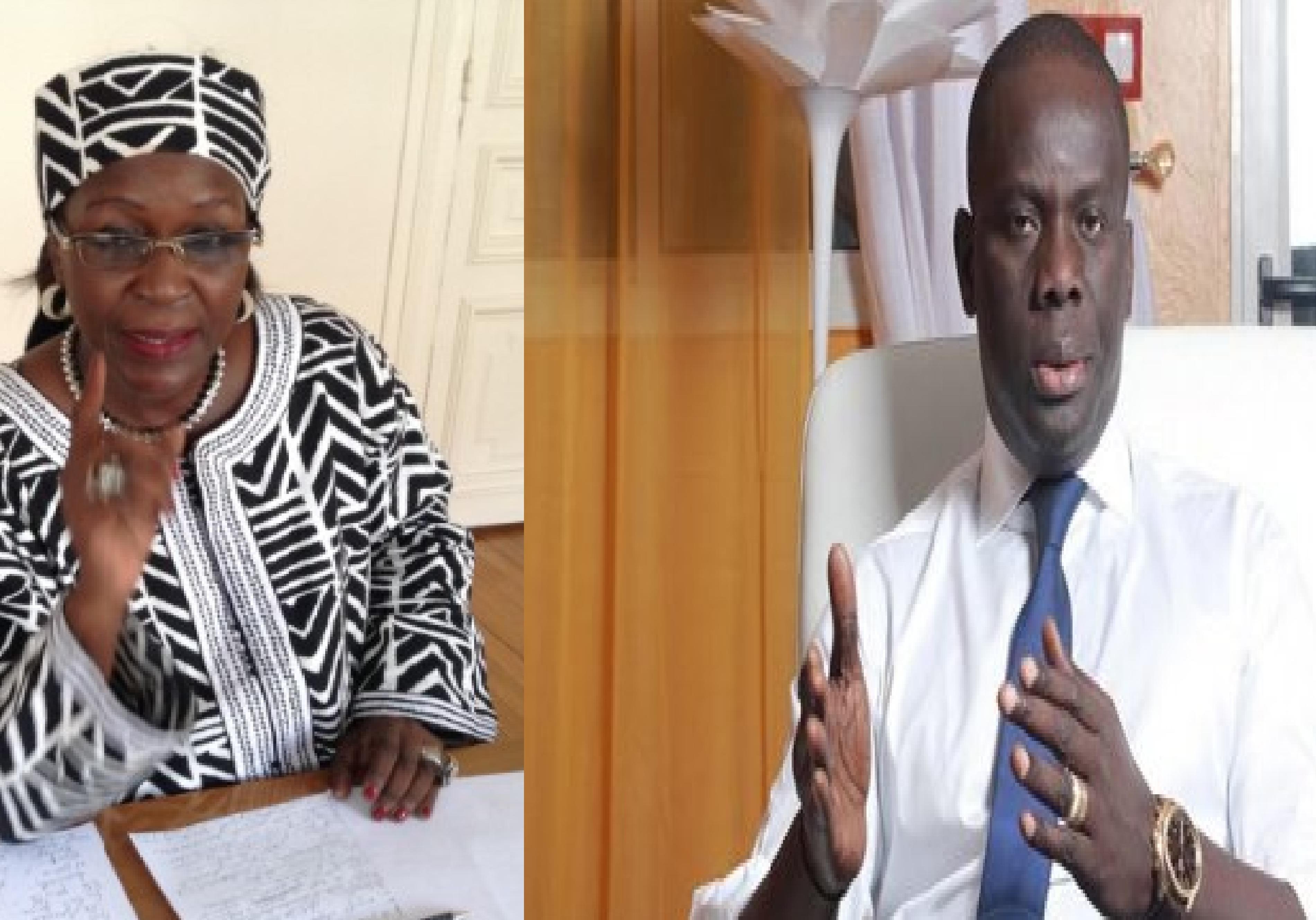Boycott de l'élection au HCCT : Amsatou Sow Sidibé et Malick Gackou surfent sur la même vague
