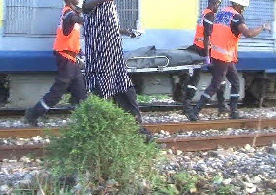Drame à Guinaw Rails : Un train roule sur une femme