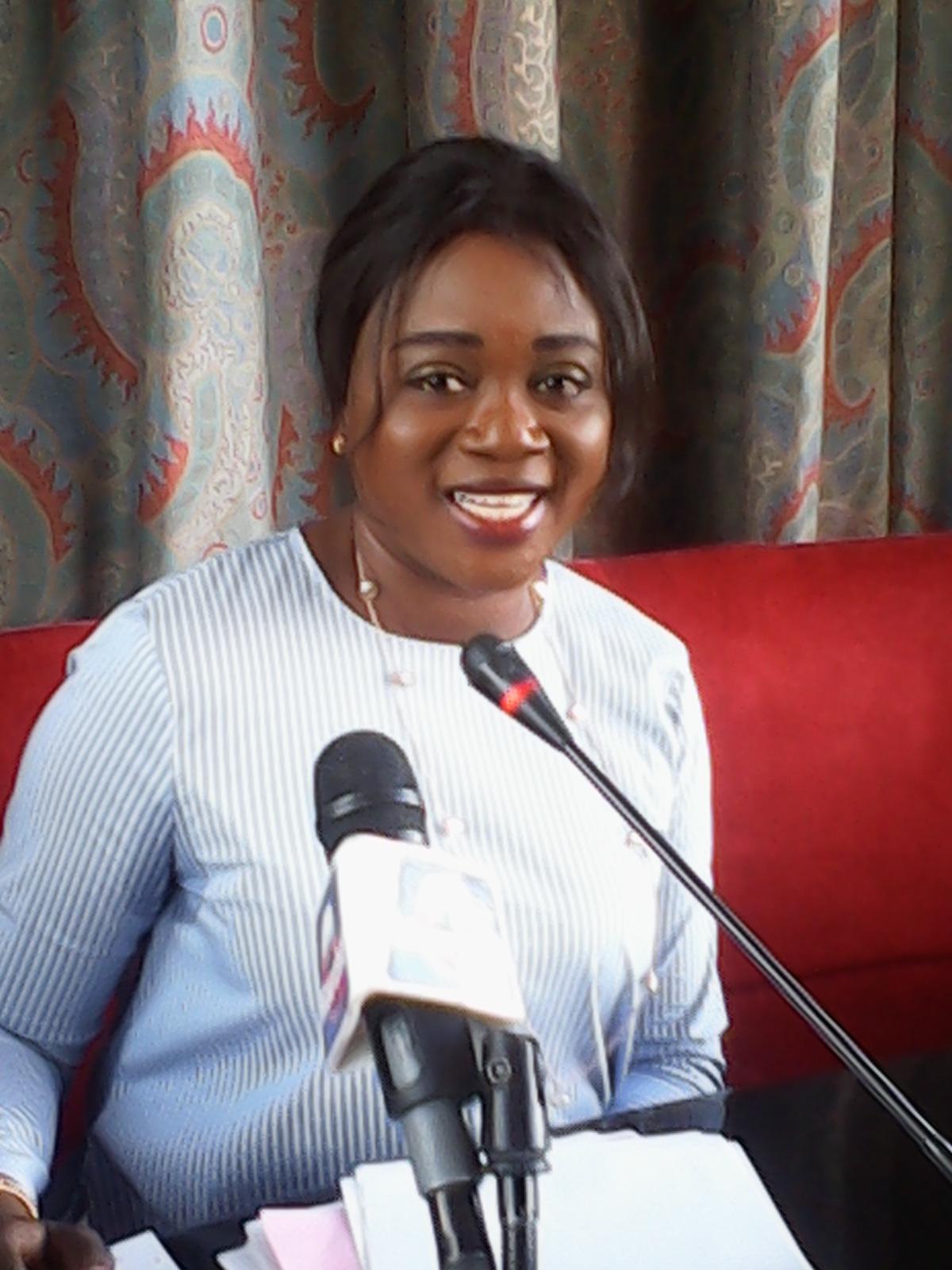 """Coumba Diokhané, secrétaire nationale des Républicains : """"Il faudrait que l'on revoie la façon dont les pays développés aident l'Afrique »"""