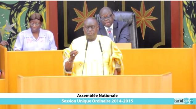 Assemblée nationale : Prise de gueule entre Me El Hadj Diouf et Moustapha Niasse
