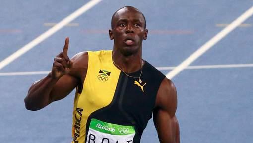 La foudre Usain Bolt a encore frappé