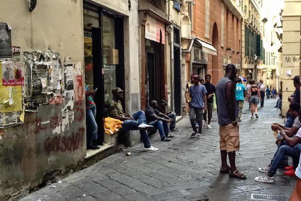 Gênes en Italie : Arrestation du dealer sénégalais qui fournissait du crack à des mineurs italiens