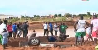 Accident sur l'axe Linguère-Matam : Un minicar se renverse et fait un mort et trois blessés
