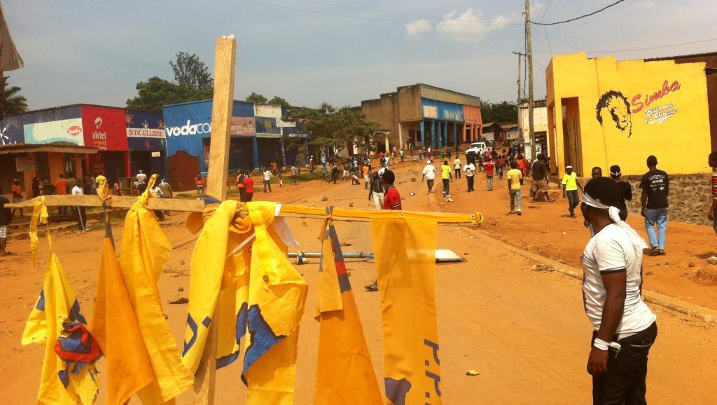 RDC : calme précaire à Beni après des affrontements meurtriers