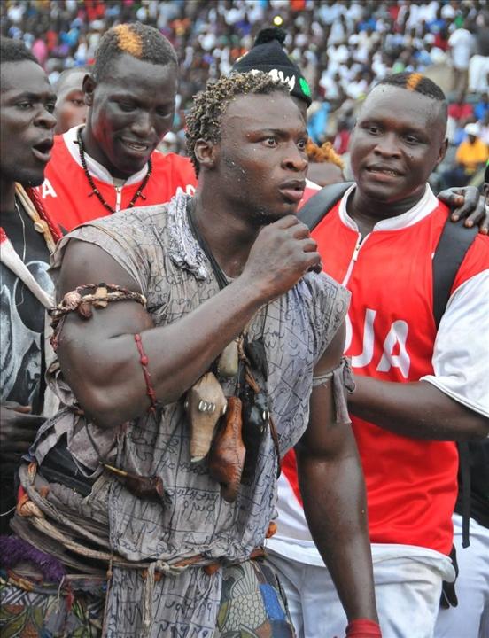 Gaston Mbengue : « Ama Baldé est un super VIP »