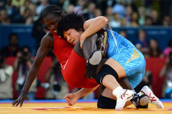 JO RIO 2016 : Isabelle Sambou chute en quart de finale