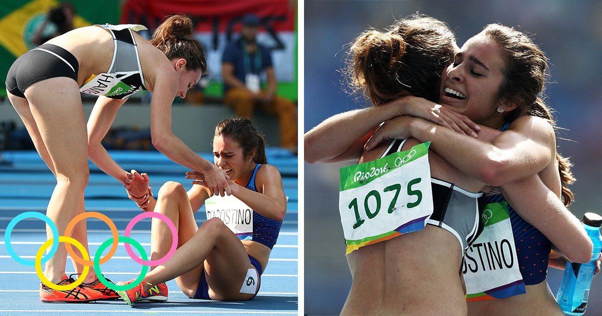 Cette athlète qui a terminé dernière suite à son magnifique geste de fair-play aura finalement l'opportunité de concourir... lors de la finale