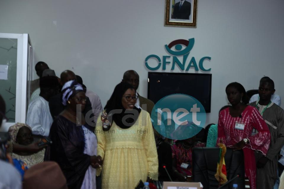 Ofnac : Seynabou Ndiaye fouille la gestion de Nafi Ngom Keïta