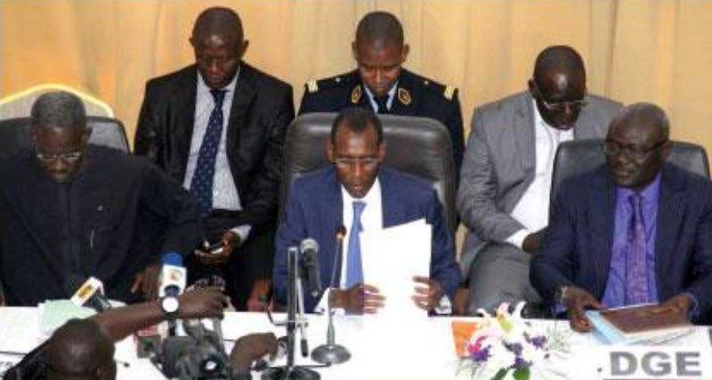 Election au Hcct : 36 listes déclarées recevables
