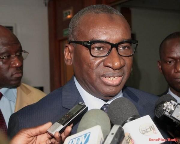 """Me Sidiki Kaba sur l'affaire Aïda Ndiongue : """"Les biens confisqués seront utilisés dans la construction des hôpitaux, des centres de santé, des écoles..."""""""