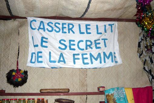 « Tabac » ou « Secret » de femme : La nouvelle poudre qui envoie les femmes au 7e ciel… sans acte sexuel