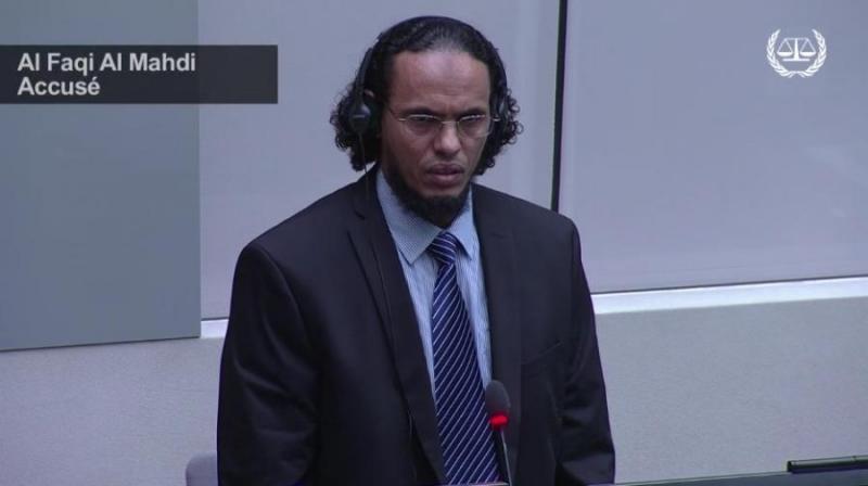 Destruction des mausolée de Tombouctou : Ahmad Al Faqi Al Mahdi plaide coupable et demande pardon