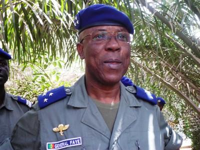 Gendarmerie nationale : Le Haut Commandant Mamadou Guèye Faye promu Général de Corps d'Armée
