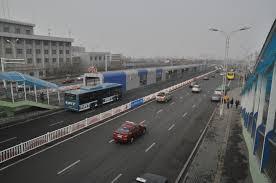 Problèmes de mobilité urbaine : Le Bus rapide Transit fonctionnel à Dakar en 2020