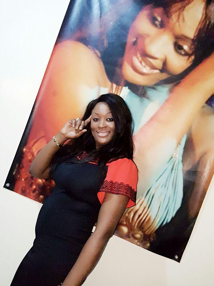( 04 Photos ) Admirez la chanteuse Titi dans un autre style