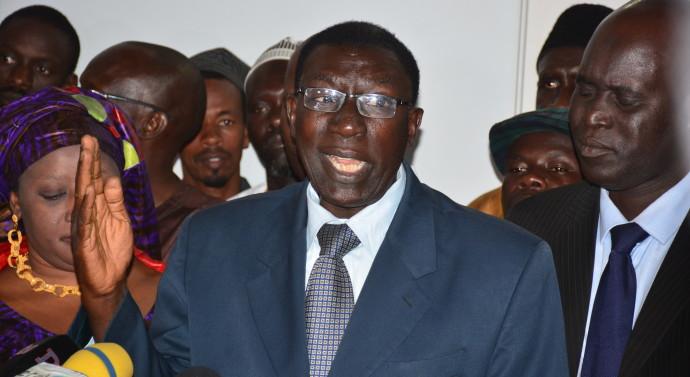 LIMOGE DEPUIS 2 ANS DE SON POSTE DE MINISTRE CONSEILLER – Pr Malick Ndiaye continue de percevoir son salaire