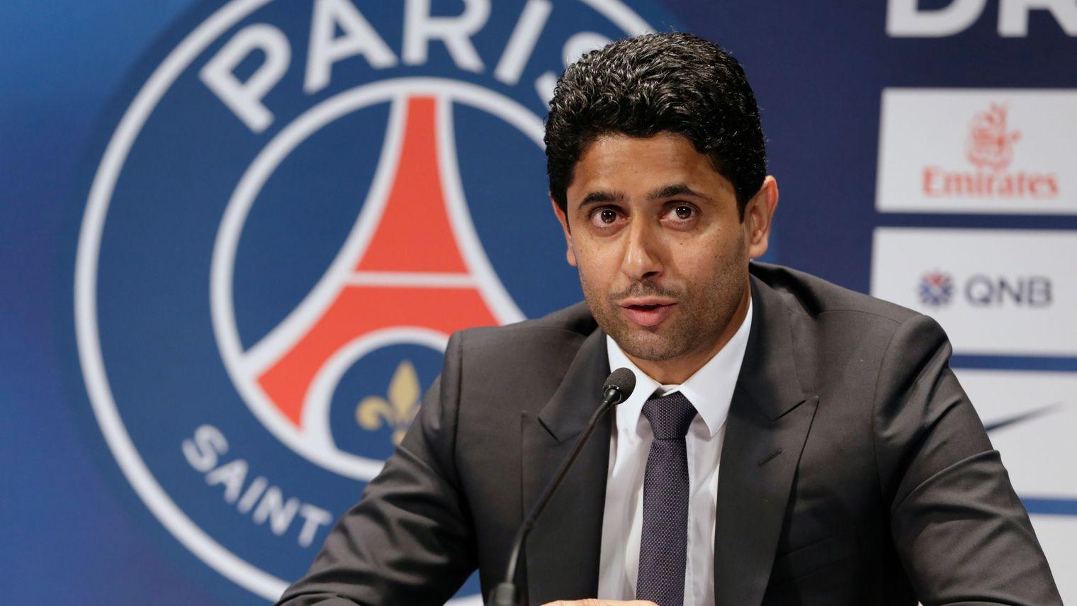 """Nasser Al-Khelaïfi sur la défaite du PSG : """"Ce n'est pas la fin du monde"""""""