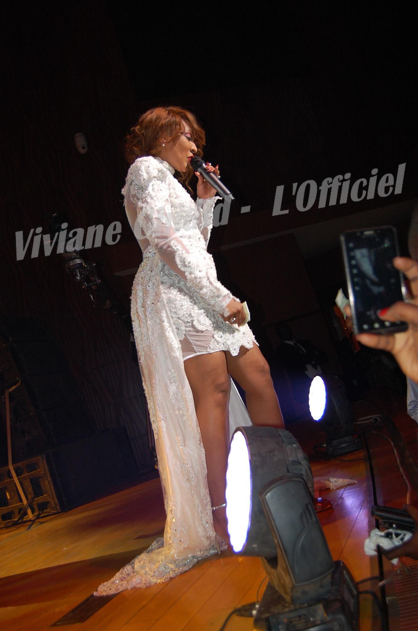 Viviane Chidid toujours sexy