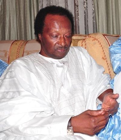 Baba Diao : L'odeur du pétrole débusque l'ermite