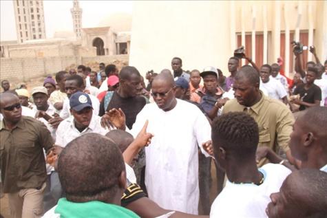 HCCT : Khalifa Sall sur le pied de guerre pour gagner la ville de Dakar
