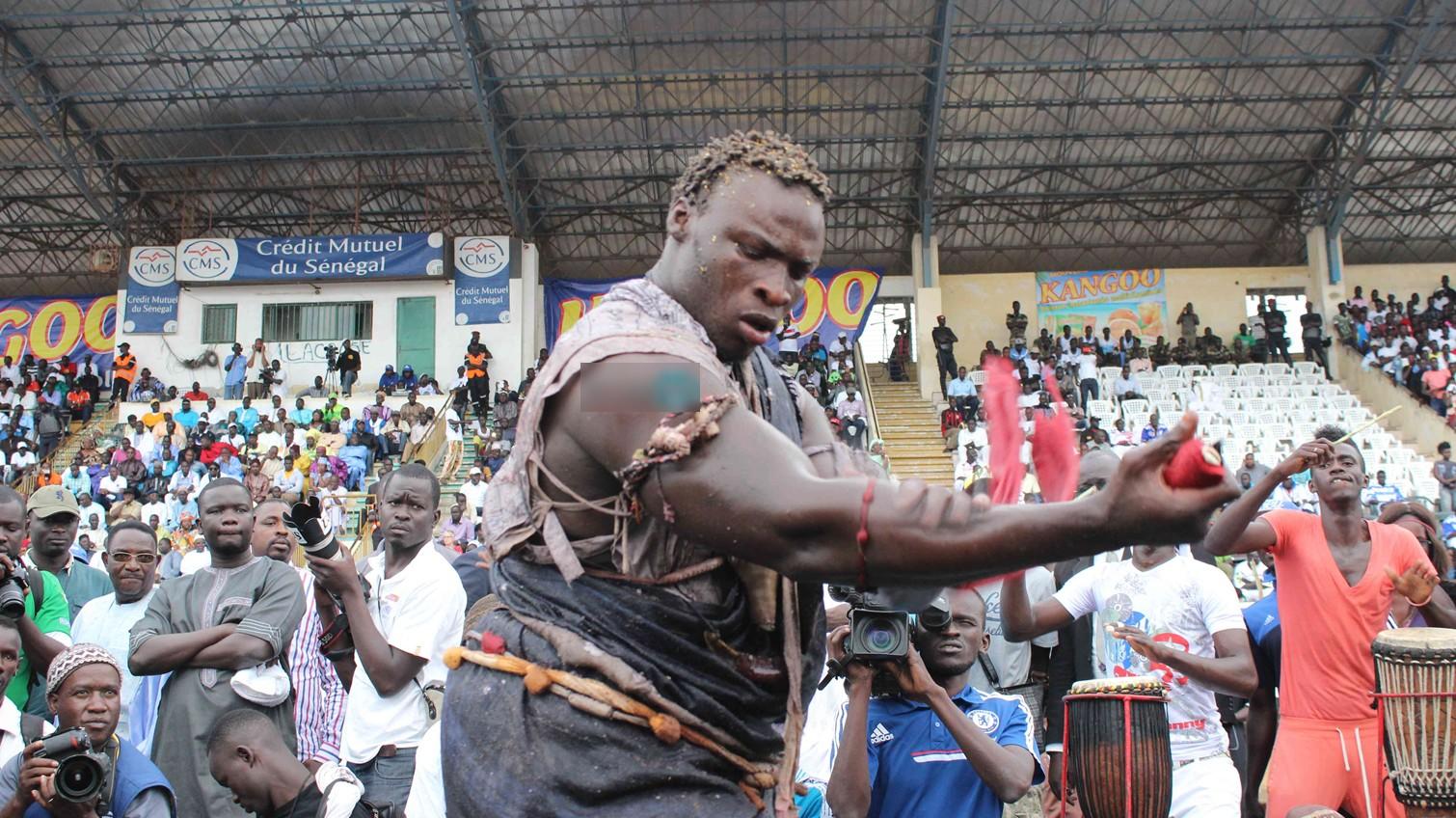 Ama Baldé : « Je peux battre Modou Lô en cinq secondes »