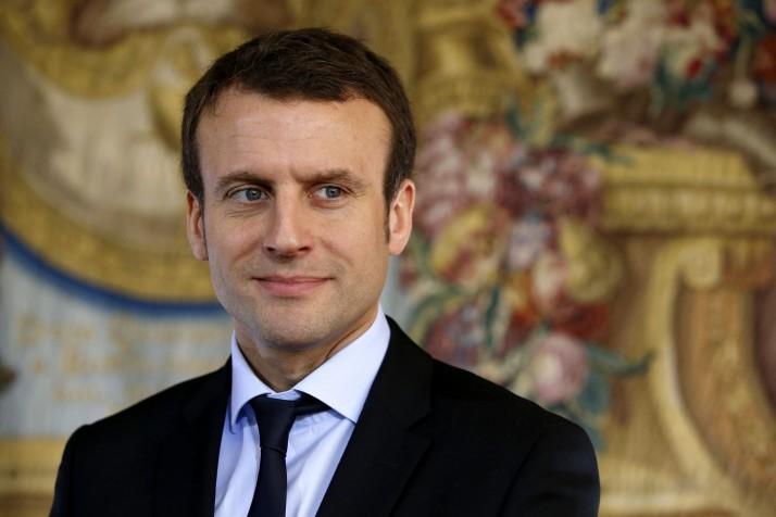 Emmanuel Macron a été reçu par François Hollande