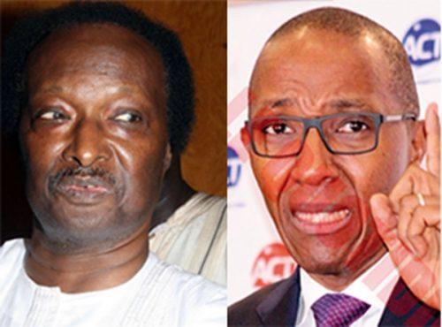 Suite à sa réplique salée, Baba Diao accusé de menaces de mort contre Abdoul Mbaye