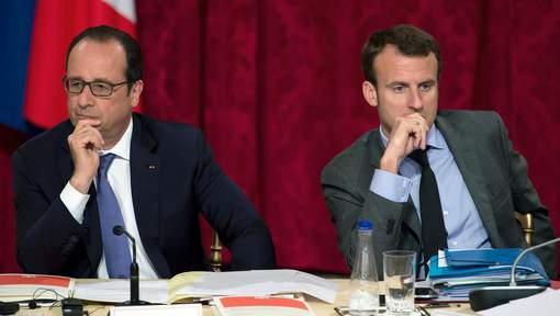 """François Hollande sur le départ de Macron : """"Il m'a trahi avec méthode"""""""
