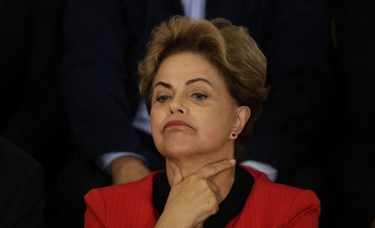 Brésil : la Présidente Dilma Rousseff destituée