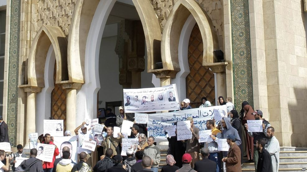 Maroc: Le procès des deux leaders islamistes impliqués dans une affaire de mœurs reporté au 22 septembre