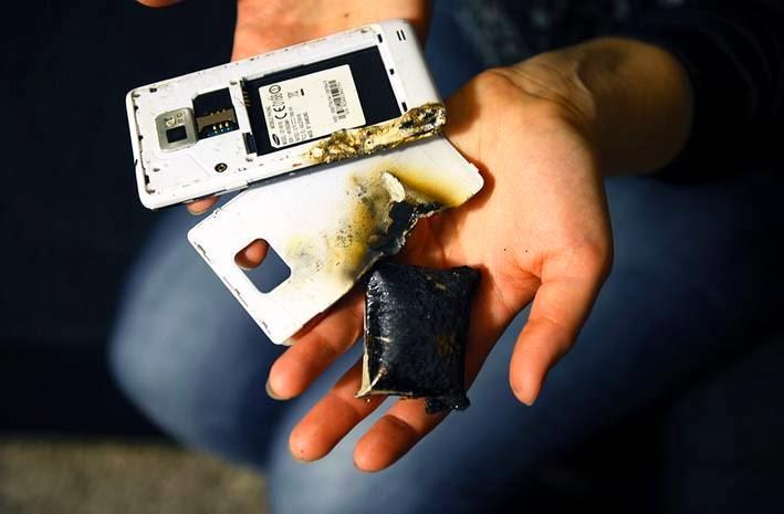 Explosion de batteries : Samsung Electronics effectue le retrait sur le marché mondial des Galxy note 7