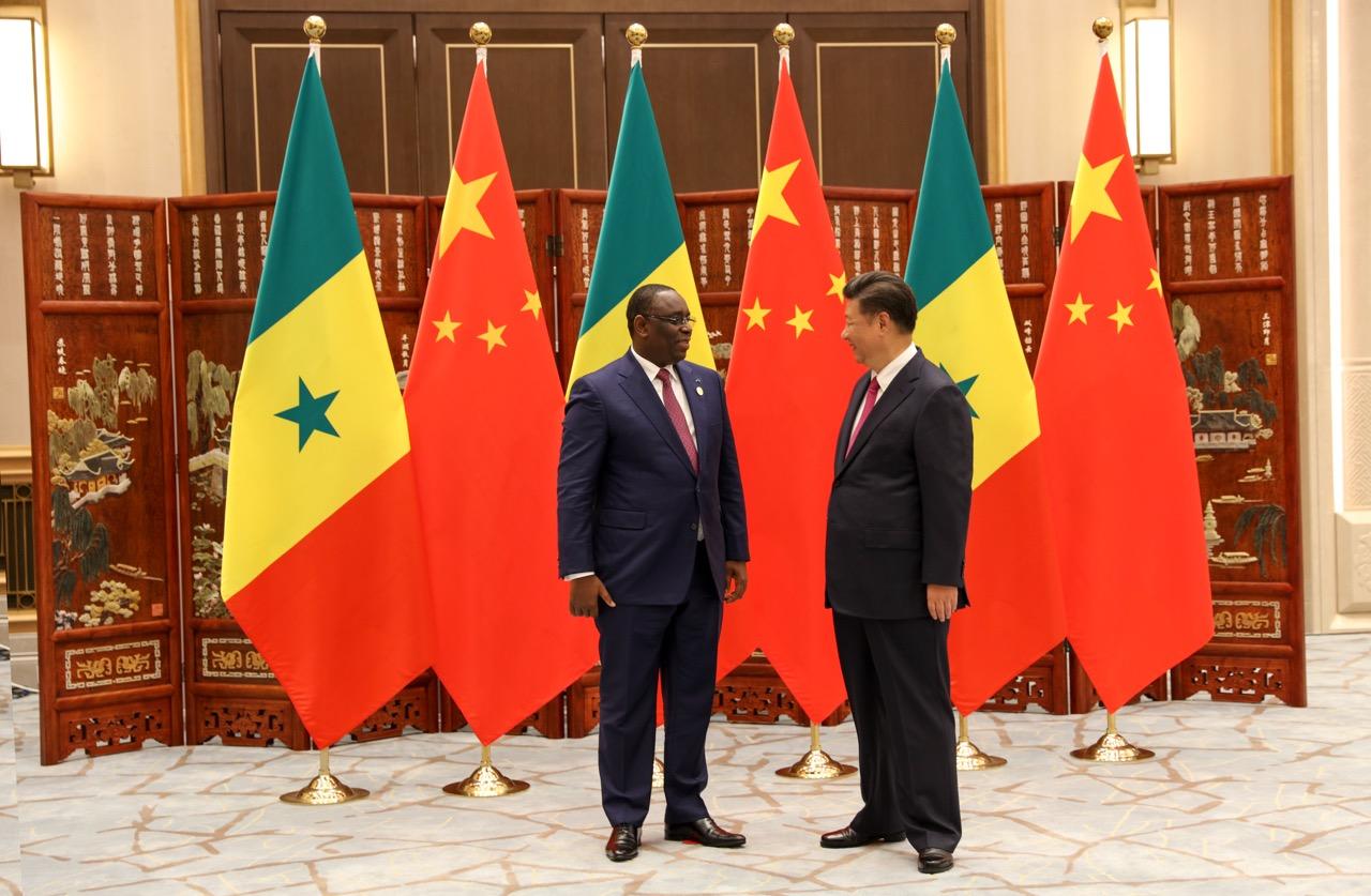 Coopération bilatérale : Xi Jinping, le Président chinois félicite son homologue Macky Sall