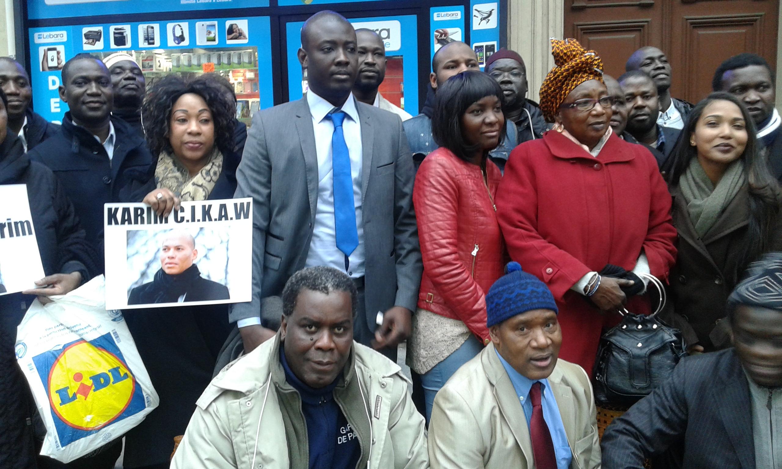 HCCT : le PDS France crie au scandale et dénonce l'achat de voix contre des moutons de Tabaski