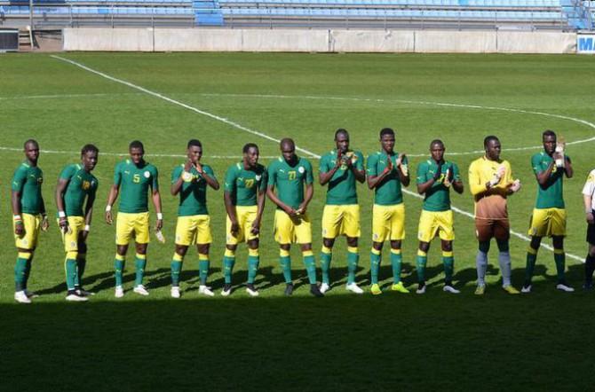 Sénégal vs Namibie: le onze de départ des lions