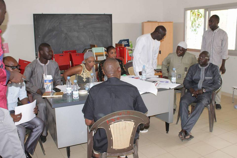 Présidentielles 2019 : Gakou tisse sa toile
