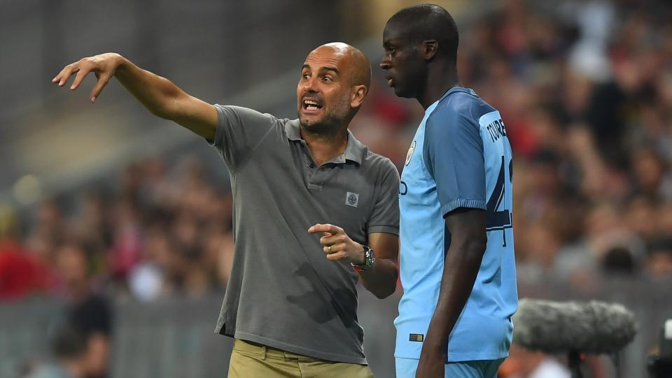 Ligue des Champions : Guardiola pourrait regretter Yaya Touré