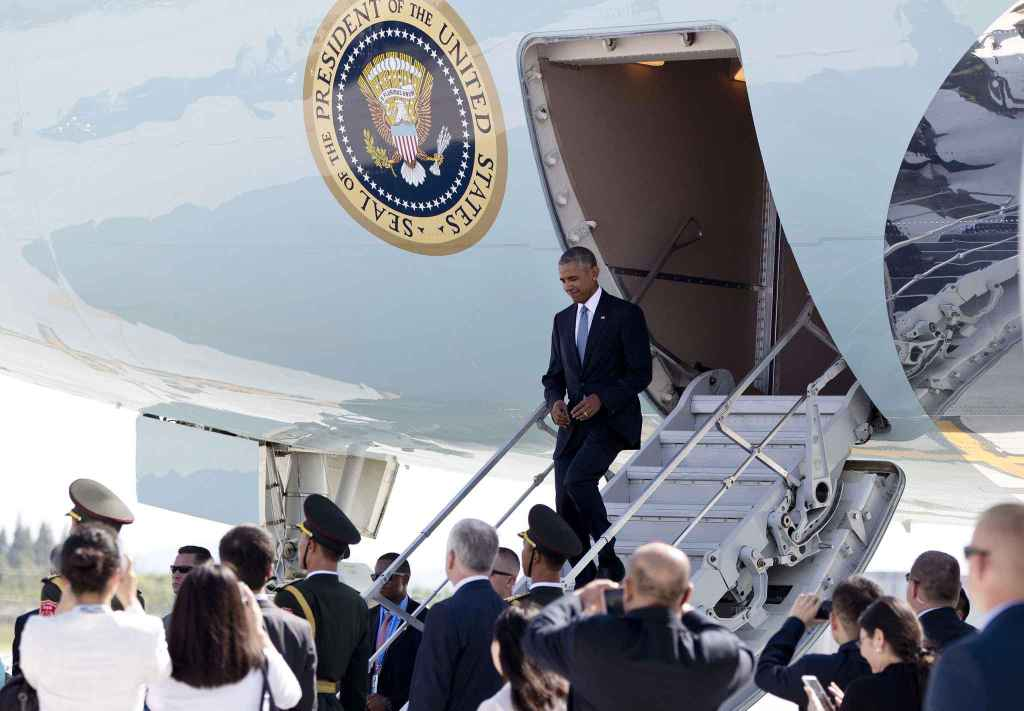 G20: Les Chinois privent Obama de tapis rouge