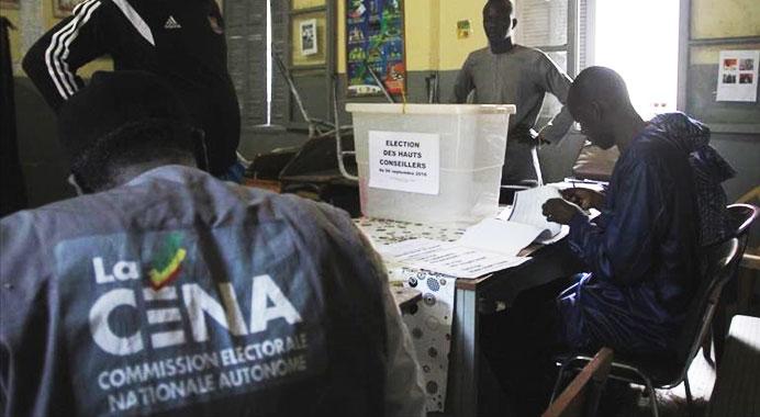 """Hcct : L'élection """"s'est déroulée de façon globalement satisfaisante"""" (Cena)"""