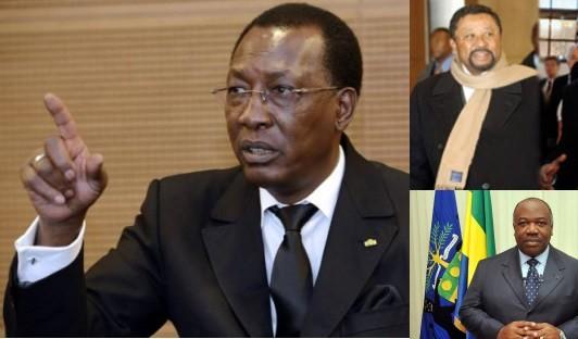 Gabon: Idriss Déby réaffirme la disponibilité de l'UA à trouver une solution