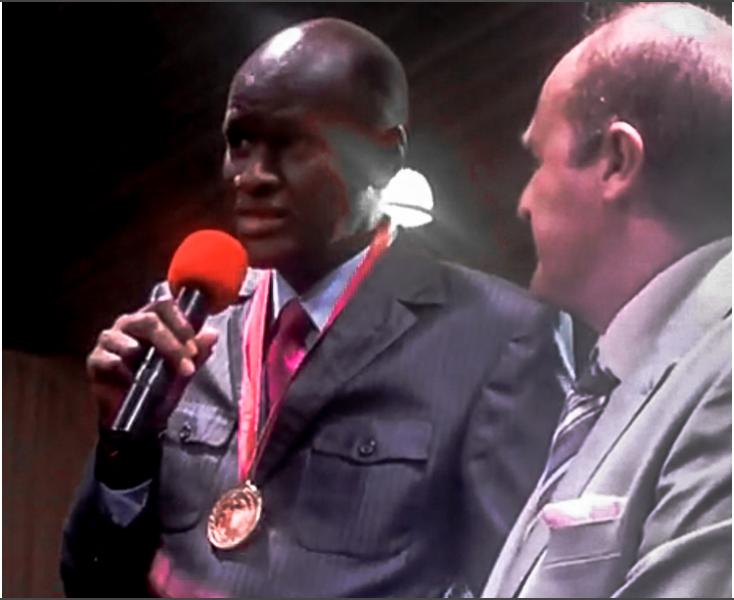 Thierno lô: Docteur Paul Faye, débattons sans nous battre.