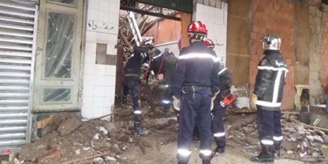 Drame à Diamaguene: Des jumeaux de 18 mois bléssés dans l'effondrement d'une dalle