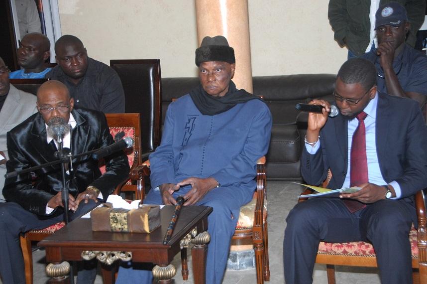 Hommage au Président Wade - Par Papa Makhtar Diallo