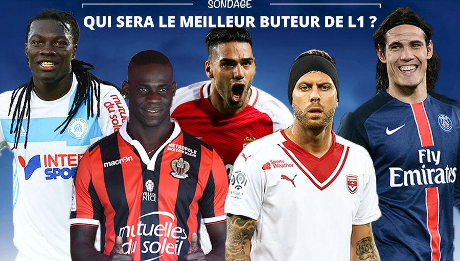 Qui sera sacré meilleur buteur de la Ligue 1 cette saison?