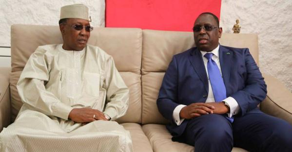 Médiation au Gabon: Macky, Déby et Issoufou partants,  Sassou Nguesso absent…