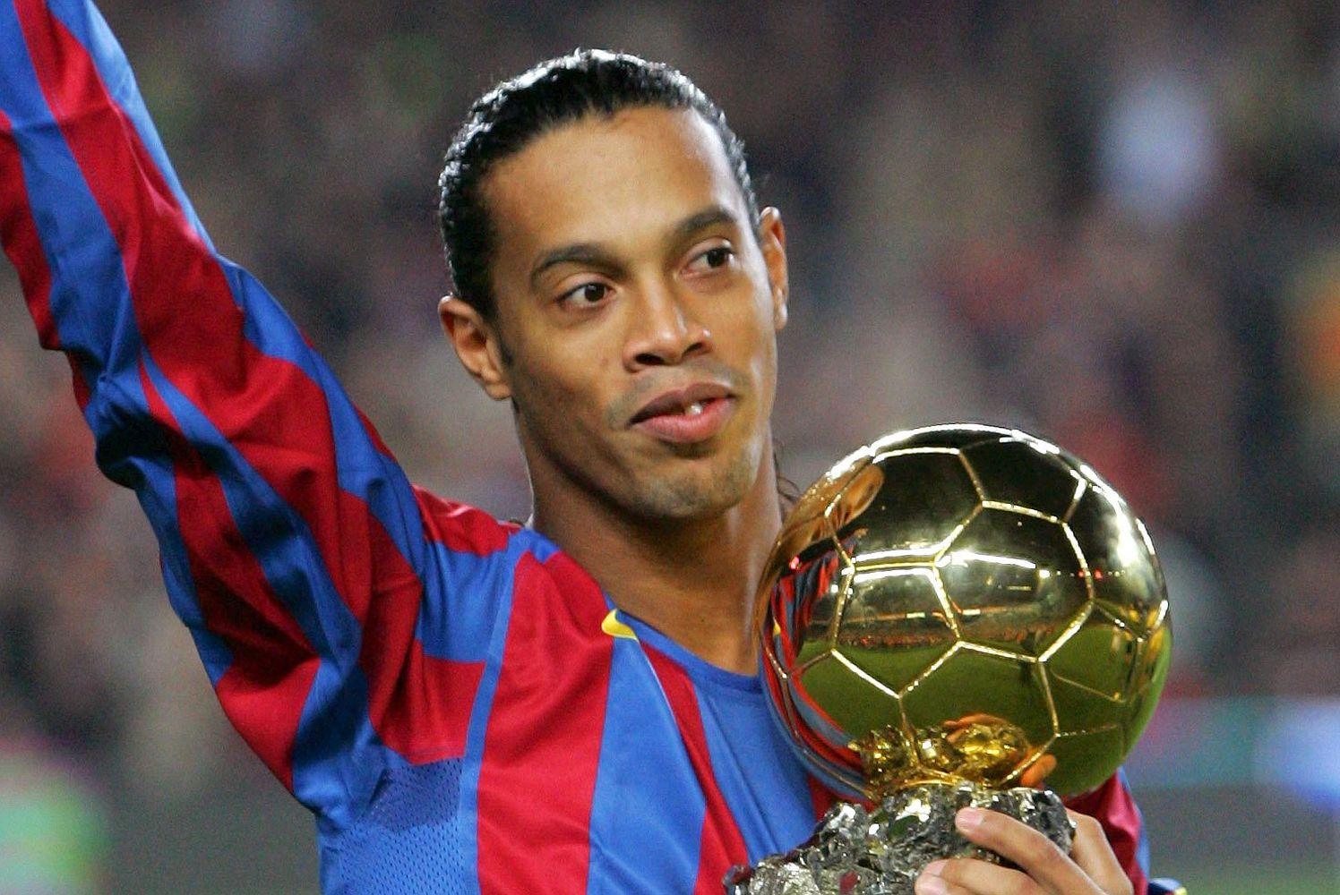 Ronaldinho veut encore jouer une saison