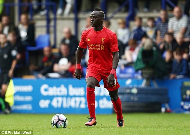 Sadio Mané comparé à John Barnes, une ancienne star des reds