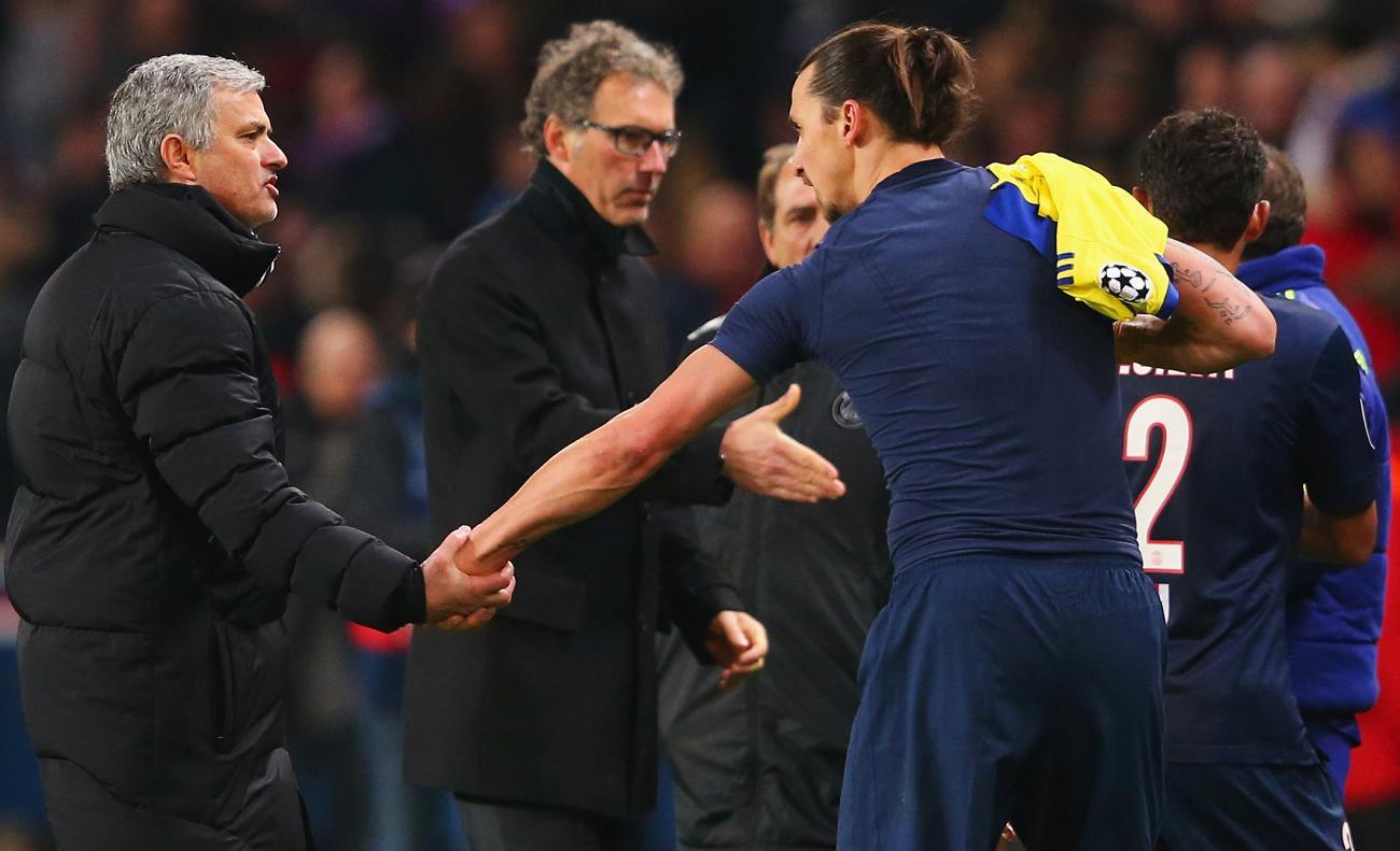 """Manchester United, Ibrahimovic : """"Mourinho et moi, nous n'acceptons pas de perdre"""""""