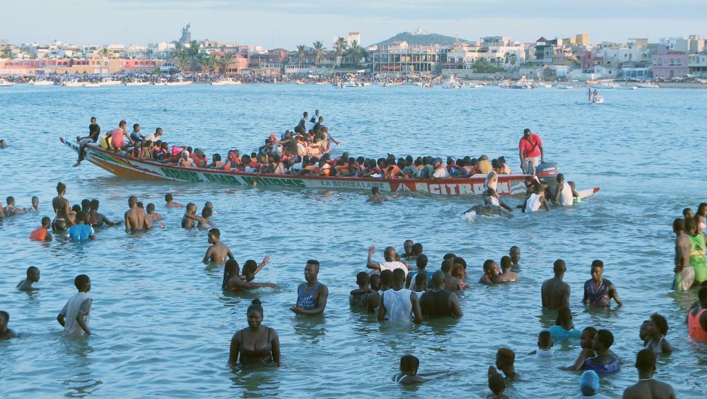 île de Ngor : la jeunesse de Dakar débridée, des viols dans l'eau