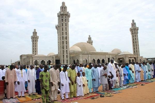 Massalikoul Djinane : La prière de l'Aïd sera dirigée par Serigne Moustapha Mbacké