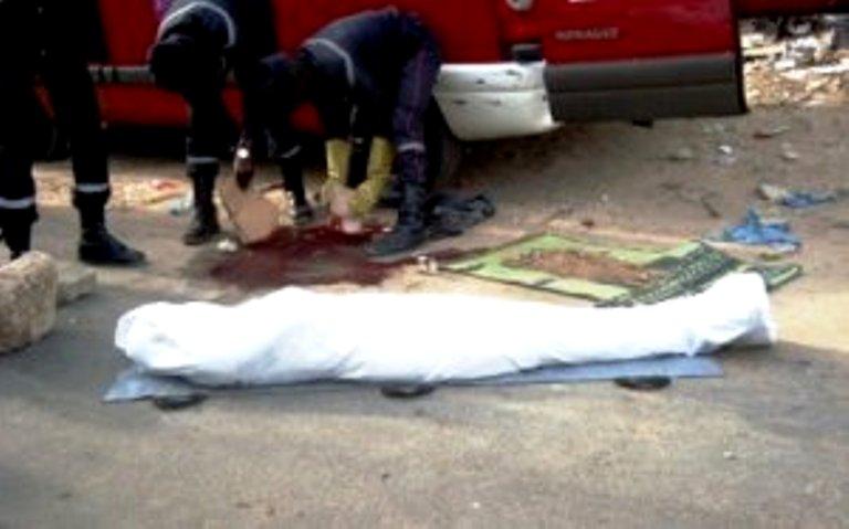 Drame à Grand Yoff : un voleur en scooter battu à mort